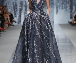 long dresses, haute couture gowns, and georges chakra 2018 image