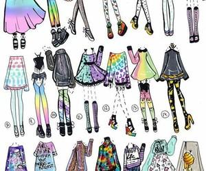 dress, vestiti, and stile image