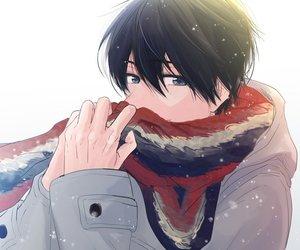 anime, boy, and haru image