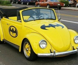 batman, cars, and vintage cars image
