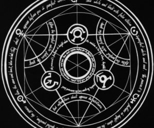 fullmetal alchemist and alchemy image