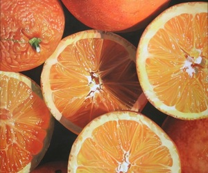 orange, fruit, and food image