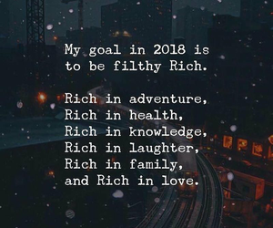 2018, goals, and new year image