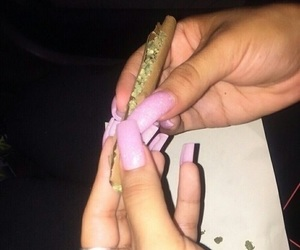 blunt, nails, and weeds image