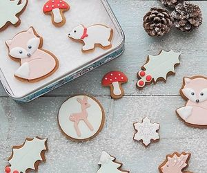food, gingerbread, and sweet image