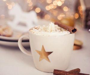 christmas, Cinnamon, and coffee image
