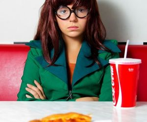 cosplay, Daria, and mtv image