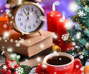 good morning, fondos iphone, and christmas+2018 image