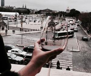 wine, theme, and city image