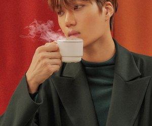 kai, exo, and kpop image