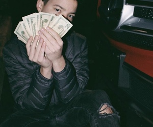 money, sexy, and vibes image