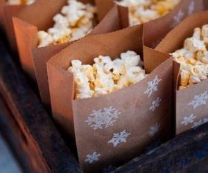 food and popcorn image