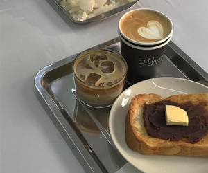 breakfast, cafe, and dessert image
