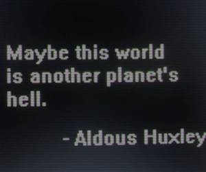 hell, quotes, and world image