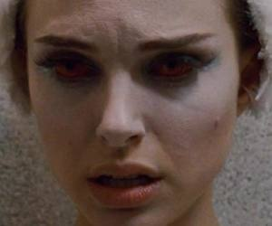 black swan, natalie portman, and movie image
