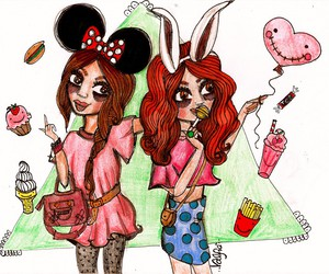 fun, valfre, and girls image