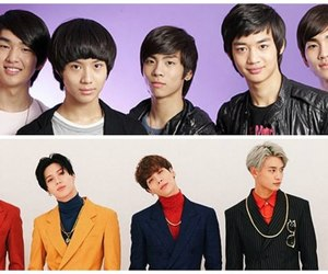 before and after, Jonghyun, and k-pop image