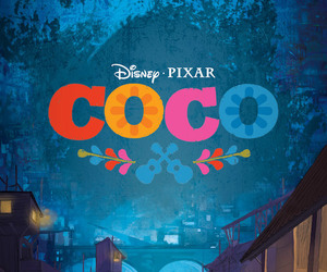 coco, background, and disney image