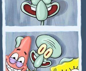 patrick, spongebob, and sponge bob image