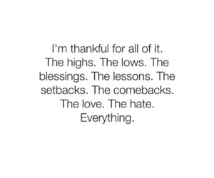 thankful and quotes image
