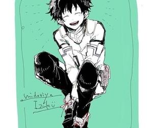boku no hero and midoriya image
