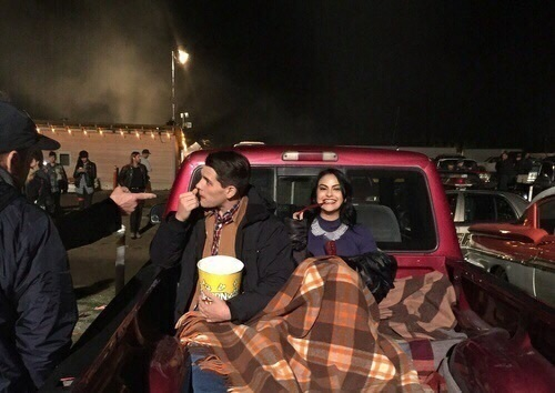 riverdale and camila mendes image