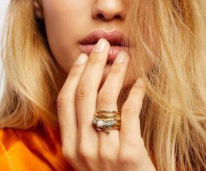 boho, boho jewelry, and beautiful jewelry image