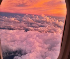 avion, nuages, and tumblr image