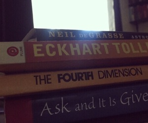 books, law of attraction, and learning image