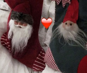 candy, christmas spirit, and couple image