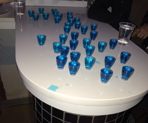 blue and Shots image