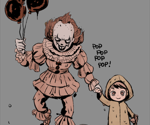 adorable, dark art, and horror image