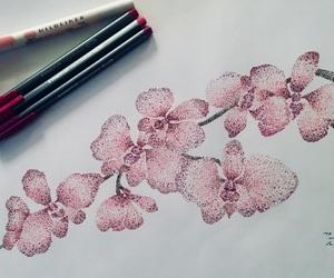 art, artwork, and drawing image