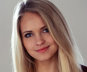 beauty, blonde, and emilie image