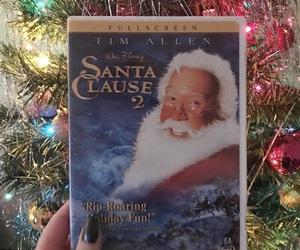 christmas, decor, and the santa clause image