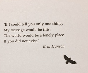 books, Erin Hanson, and friendship image