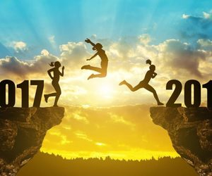 2018, new year, and happy new year image