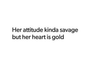 quotes, gold, and savage image