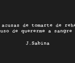 quote, sangre, and sabina image