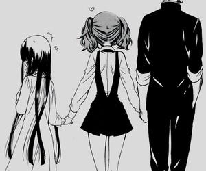 anime, inu x boku ss, and friends image