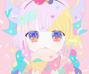 anime, illustration, and kamui kanna image