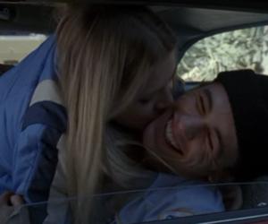 couple, james franco, and kiss image