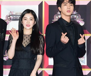 exo, jin, and red velvet image