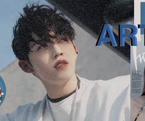 asian, headers, and korea image