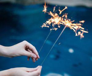 aesthetic, alternative, and firework image