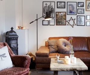 art wall, cosy, and decoration image