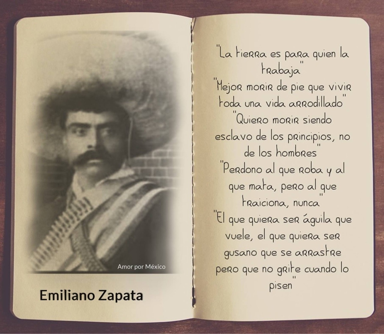 Emiliano Zapata México Discovered By ℒᗩᘎᖇᗩ