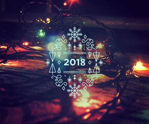 love, happy new year, and life image