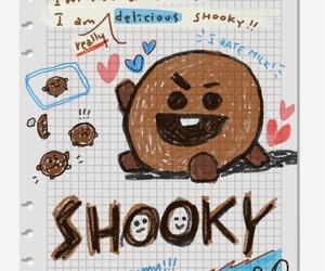 bt21, bts, and shooky image