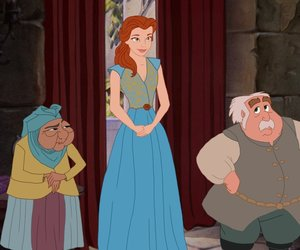 game of thrones and disney image